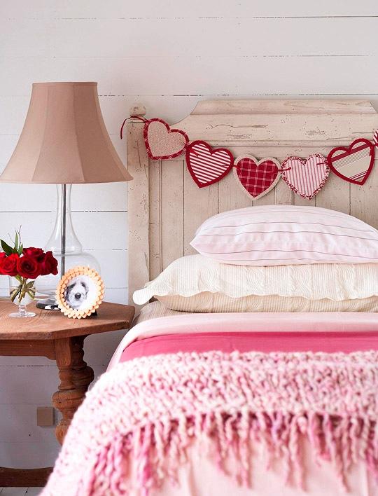 Romantik Dekorasyon Fikirleri